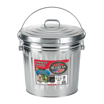 ss 10 gallon container