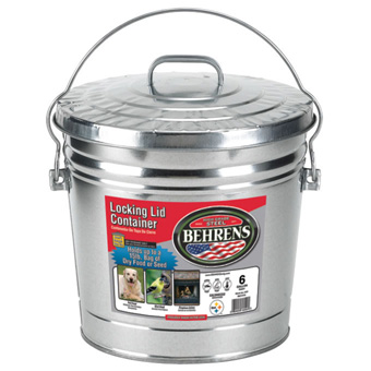 ss 6 gallon container
