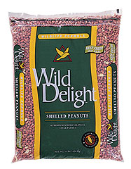 ss shelled peanuts wild delight
