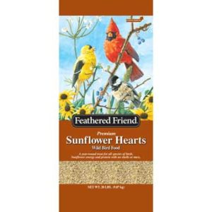 r2-FF Sunflower Hearts 20lb